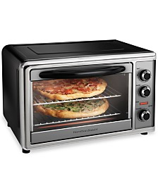 Hamilton Beach® Countertop Convection & Rotisserie Oven