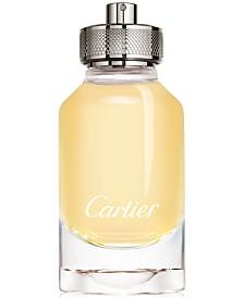 Cartier Men's L'Envol de Cartier Eau de Toilette Spray, 2.7 oz.