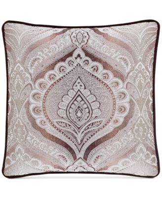 "Gianna Quartz 20"" x 20"" Square Decorative Pillow"