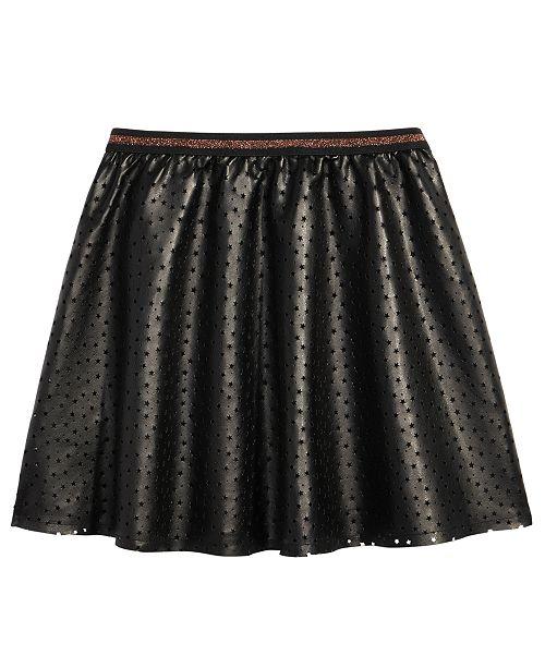 Epic Threads Star-Print Skater Skirt, Big Girls, Created for Macy's