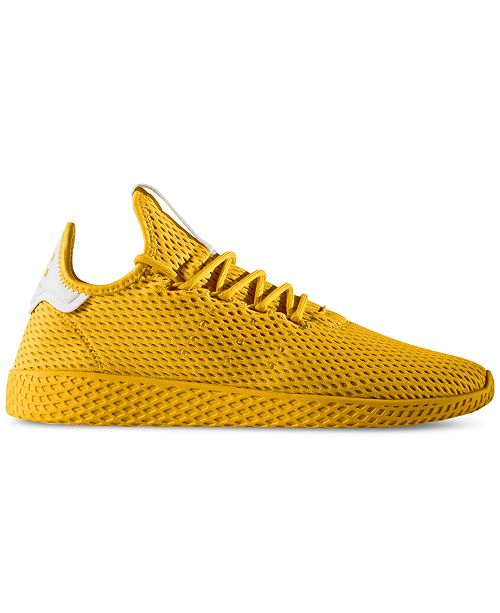 a256fc29f ... adidas Men s Originals Pharrell Williams Tennis HU Casual Sneakers from Finish  Line ...