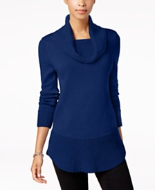 Cowl Neck Sweater: Shop Cowl Neck Sweater - Macy's