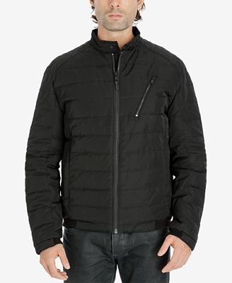 MICHAEL Michael Kors Men's Quilted Bomber Jacket - Coats & Jackets ...