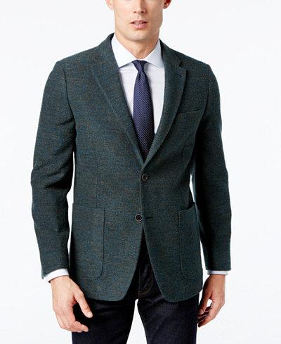 Tommy Hilfiger Men's Slim-Fit Solid Bouclé Sport Coat