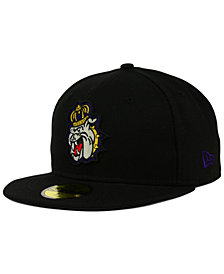 New Era James Madison Dukes AC 59FIFTY Fitted Cap