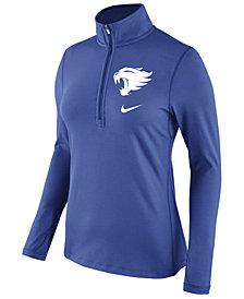 3a5f6ac6b460 Nike Women s Kentucky Wildcats Tailgate Half-Zip Pullover