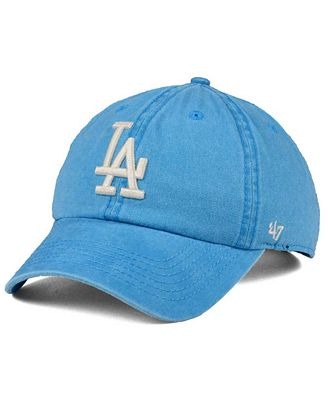 '47 Brand Los Angeles Dodgers Summerland CLEAN UP Cap