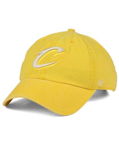 '47 Brand Cleveland Cavaliers Summerland CLEAN UP Cap