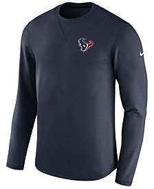 Nike Men's Houston Texans Modern Crew Top