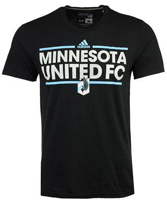 adidas Men's Minnesota United FC City Name Performance T-Shirt
