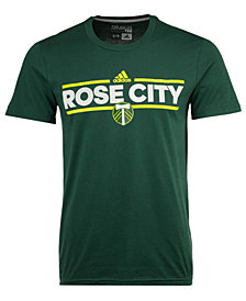 adidas Men's Portland Timbers City Name Performance T-Shirt