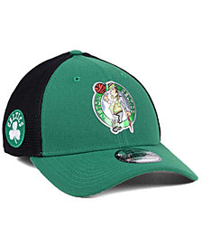 New Era Boston Celtics On Court 39THIRTY Cap