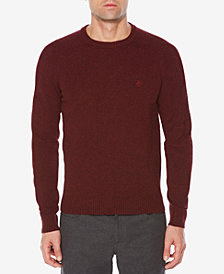 Original Penguin Men's Wool Crewneck Sweater