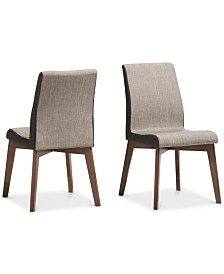 Faryn Dining Chair (Set Of 2), Quick Ship