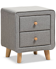Andela Nightstand, Quick Ship