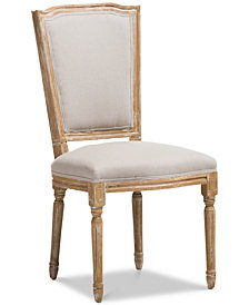 Perryn Side Dining Chair, Quick Ship
