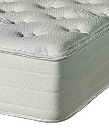 Nature's Spa by Paramount Oasis Latex 13'' Firm Mattress- Twin