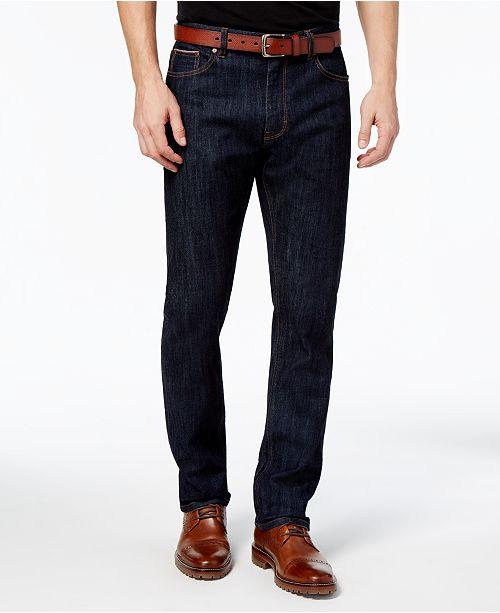 Men's Essential Classic-Fit Stretch Jeans