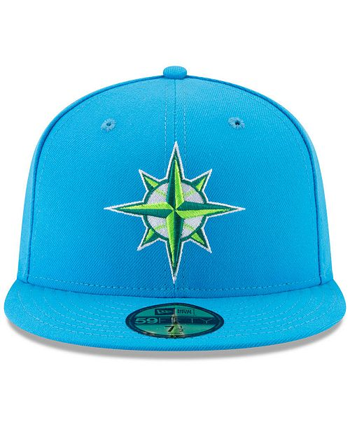 1203ca6ae41706 ... italy new era seattle mariners players weekend 59fifty fitted cap  sports aa70e 9c362