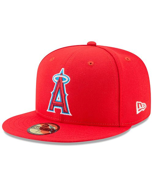 e3552c8645d New Era. Los Angeles Angels Players Weekend 59FIFTY Fitted Cap. Be the  first to Write a Review. main image  main image ...