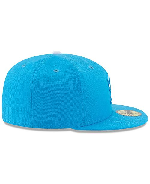 online store f6f54 ccabe New Era Boys  Kansas City Royals Players Weekend 59FIFTY Fitted Cap ...