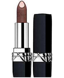 Dior Double Rouge Matte Metal Lipstick