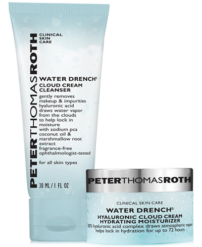 Peter Thomas Roth 2-Pc. Double Drench Set
