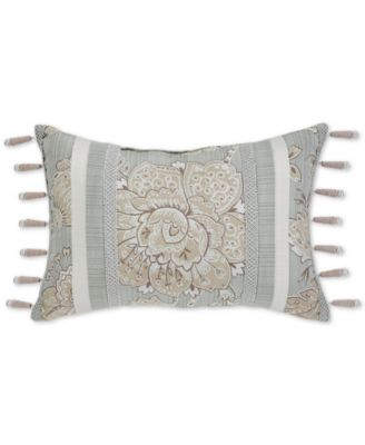 "CLOSEOUT! Caterina 19"" x 13"" Boudoir Decorative Pillow"