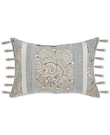 "Croscill Caterina 19"" x 13"" Boudoir Decorative Pillow"