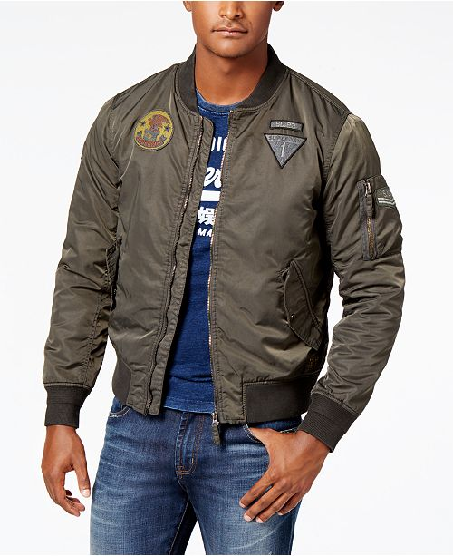 1978994e94809 Superdry Men s Limited Edition Flight Bomber Jacket   Reviews ...