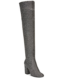 Kenneth Cole New York Women's Carah Over-The-Knee Boots