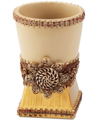 Braided Medallion Tumbler