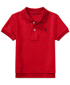 Ralph Lauren Baby Boys Cotton Polo