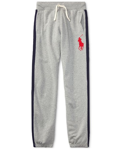 d165308a3 ... Polo Ralph Lauren Ralph Lauren French Terry Drawstring Big Pony  Sweatpants