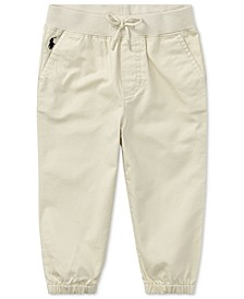 Ralph Lauren Baby Boys Twill Pants