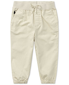 Polo Ralph Lauren Baby Boys Twill Pants