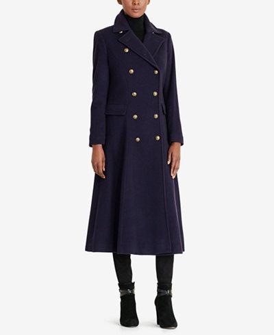 Lauren Ralph Lauren Maxi Coat