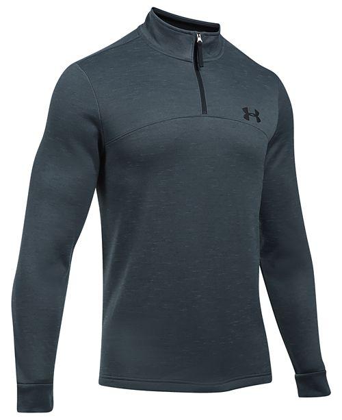 Under Armour Men's Armour® Fleece Quarter-Zip Sweatshirt