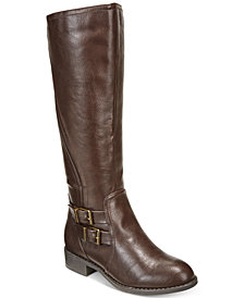 Style & Co Milah Wide-Calf Boots, Created for Macy's