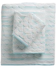 Caro Home Pineapple Cotton Bath Towel Collection