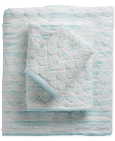 Caro Home Pineapple Cotton Bath Towel Collection
