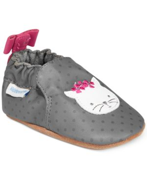 Robeez Miss Kitty Shoes, Baby Girls thumbnail