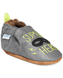 Robeez Super Hero Shoes, Baby Boys