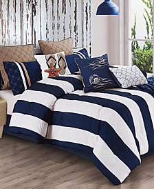 Copa 10-Pc. Queen Comforter Set