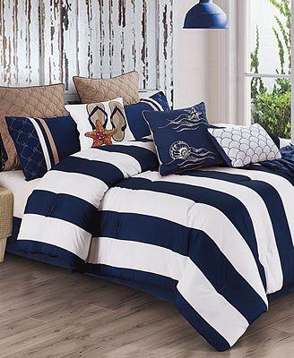 Copa 10-Pc. California King Comforter Set