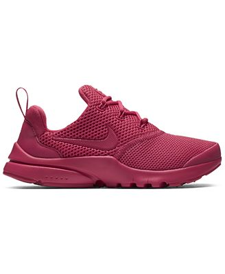 Nike Little Girls' Presto Fly Casual Sneakers from Finish Line