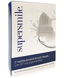 Professional Series II LS45 Advanced Sonic Pulse Replacement Brush Heads