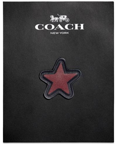 COACH Cool Star Sticker