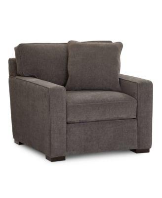 Radley Fabric Living Room Chair Created for Macyu0027s  sc 1 st  Macyu0027s & Accent Chairs and Recliners - Macyu0027s islam-shia.org