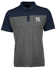 Columbia Men's New York Yankees Omni-Wick Groove Polo